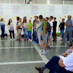 """""""Konfliktlabor-Impulsworkshop"""" Tag der Mediation - Alpe Adria Galerie Klagenfurt - 18.06.2014 - 03"""