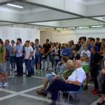 """""""Konfliktlabor-Impulsworkshop"""" Tag der Mediation - Alpe Adria Galerie Klagenfurt - 18.06.2014 - 04"""