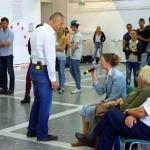 """""""Konfliktlabor-Impulsworkshop"""" Tag der Mediation - Alpe Adria Galerie Klagenfurt - 18.06.2014 - 15"""