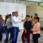 """""""Konfliktlabor-Impulsworkshop"""" Tag der Mediation - Alpe Adria Galerie Klagenfurt - 18.06.2014 - 16"""