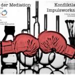 """""""Konfliktlabor-Impulsworkshop"""" am Tag der Mediation 2015"""